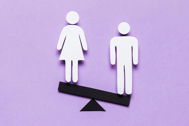 Das gleichgewicht zwischen den geschlechtern finden