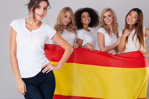 Das ist unser freund aus spanien