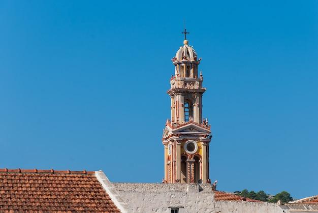 Das kloster panormitis.