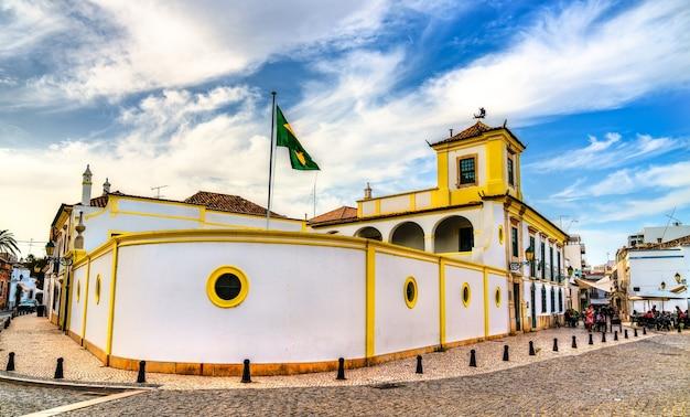 Das konsulat von brasilien in faro, portugal