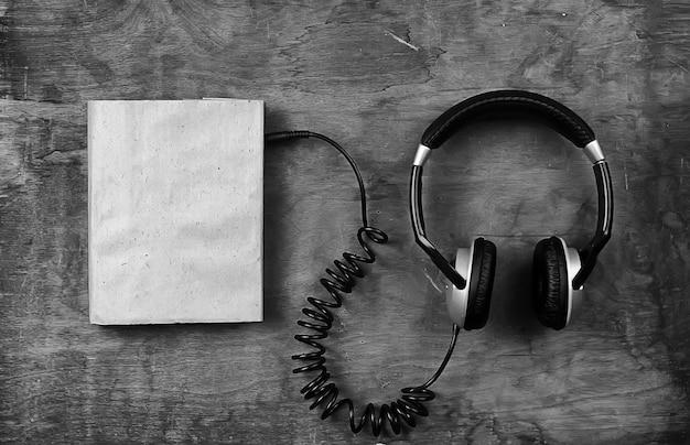 Das konzept des hörens von hörbüchern im lernprozess
