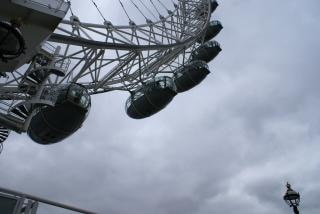 Das london eye, reich