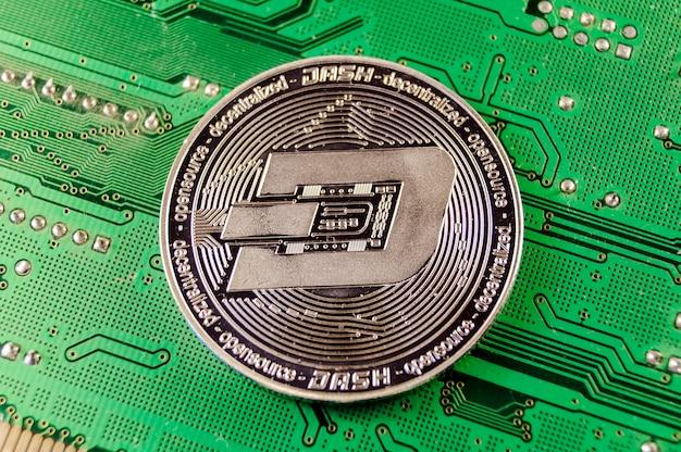 Dash ist eine moderne art des austauschs und dieser kryptowährung