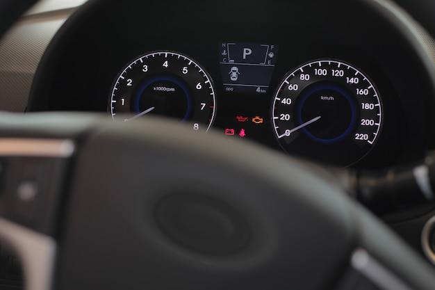 Dasher im auto