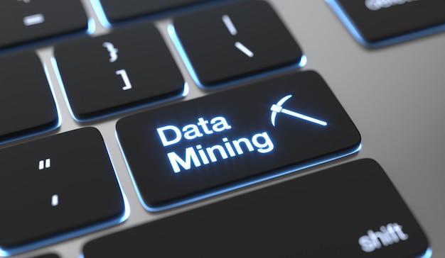 Data mining-konzept.