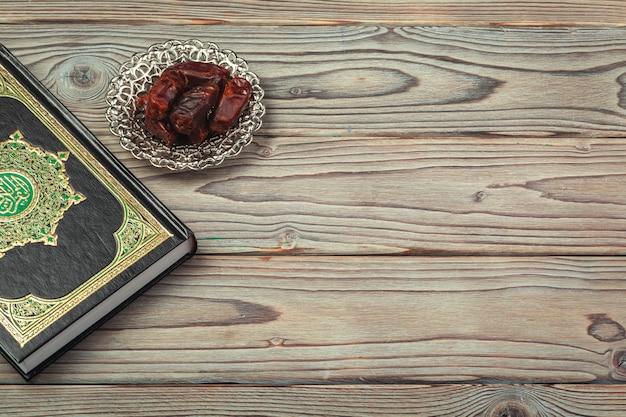 Daten und das heilige buch des korans