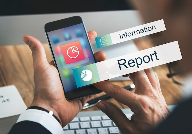 Dateninformationsanalyse-leistungskonzept