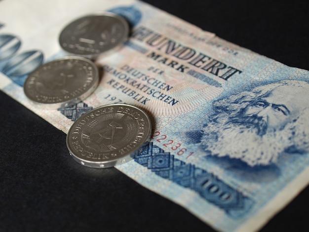 Ddr-mark-banknote
