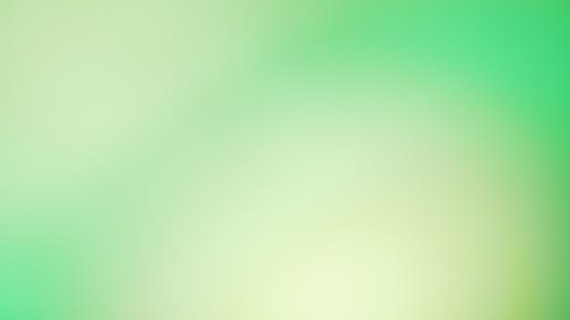 Defocused abstrakte glatte linien der grünen steigung färben hintergrund
