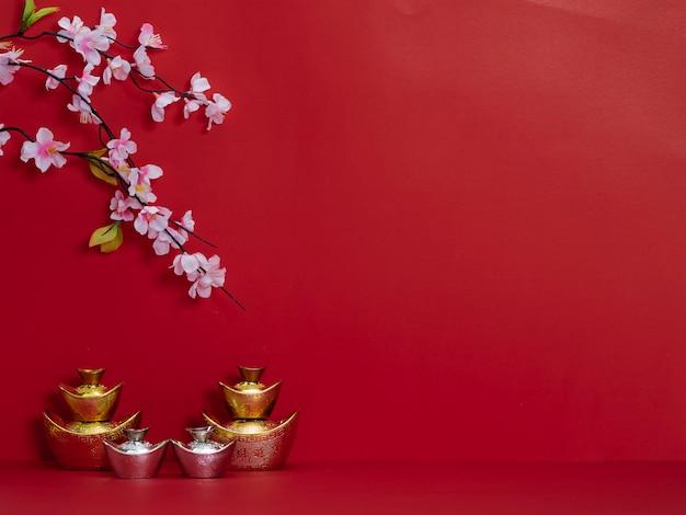 Dekoration des chinesischen neujahrsfests für frühlingsfest