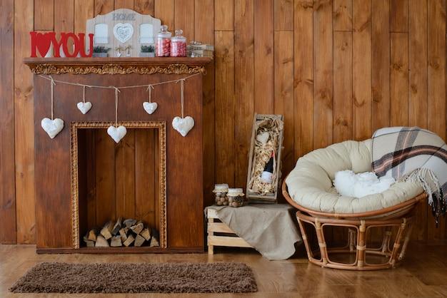 Dekorationen zum valentinstag. es kann als hintergrund verwendet werden