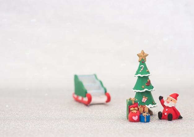 Dekorative weihnachten spielzeug