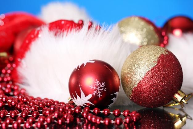 Dekorative weihnachtskugeln