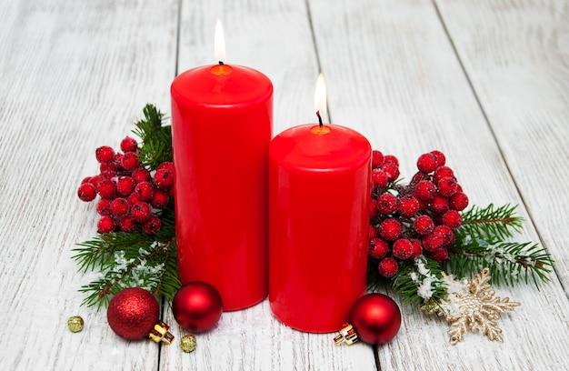 Dekorative weihnachtszusammensetzung