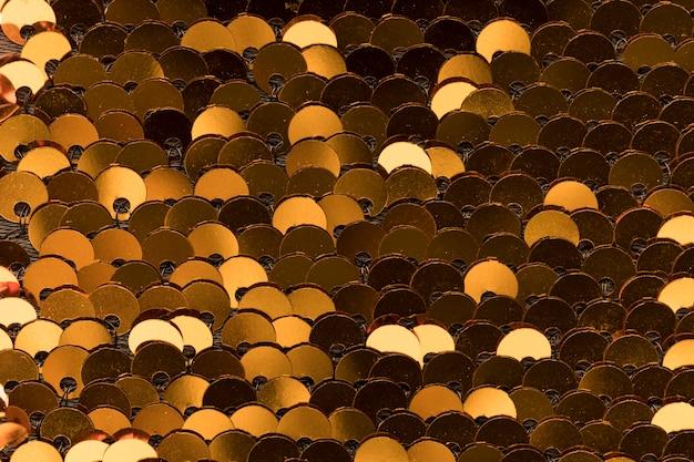 Dekorativer hintergrund des paillettendetails
