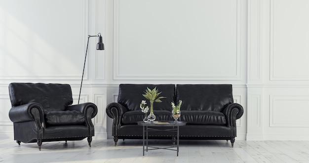 Dekorativer hintergrund für haus, büro und hotel. modernes innendesign