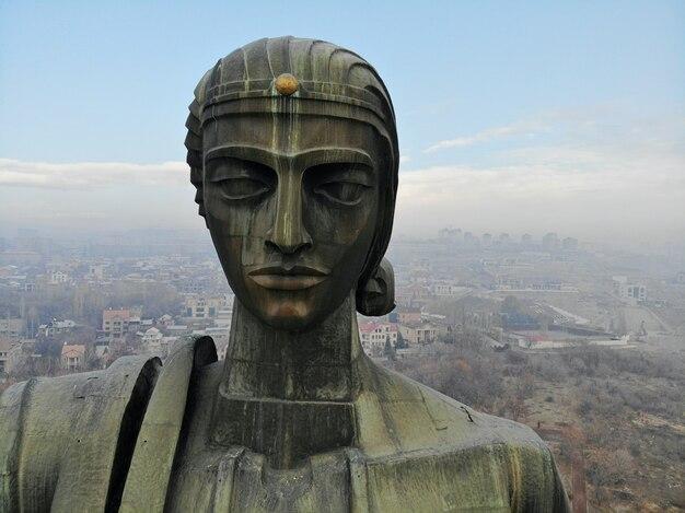 Denkmal der mutter von armenien