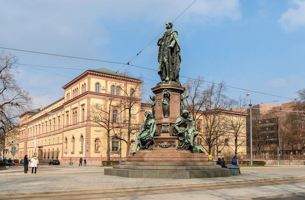 Denkmal von maximilian ii. von bayern