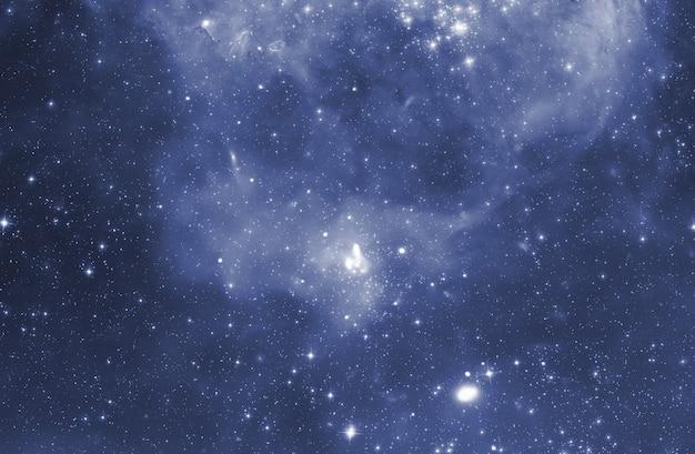Der abstrakte wissenschaftsweltraumgalaxiehintergrund, sterne des universums.