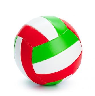 Der ball für volleyball