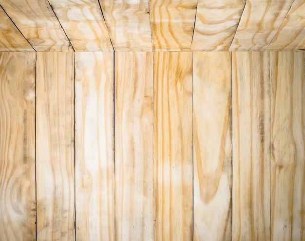 Der braune alte hölzerne hintergrund - weinlesefilter