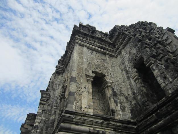 Der candi kalasan oder kalasan tempel ist ein buddhistischer tempel in yogyakarta, indonesien.