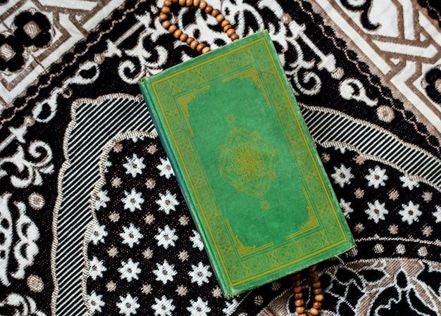 Der koran, der zentrale religiöse text des islam