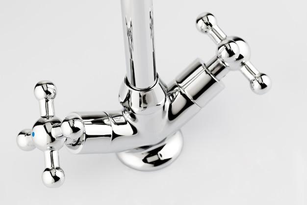 Der küchenwasserkran
