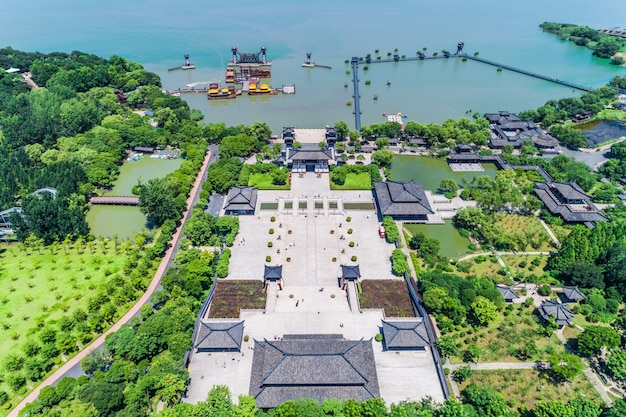 Der palast in china