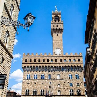 Der palazzo vecchio (