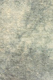 Der stoff ist indigo dye, grunge stoff hintergrund.