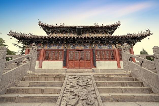 Der white horse temple ist der erste von der regierung geführte tempel