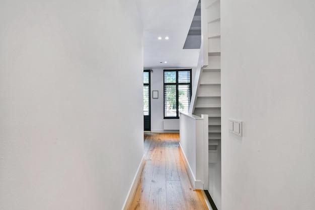 Design langer korridor