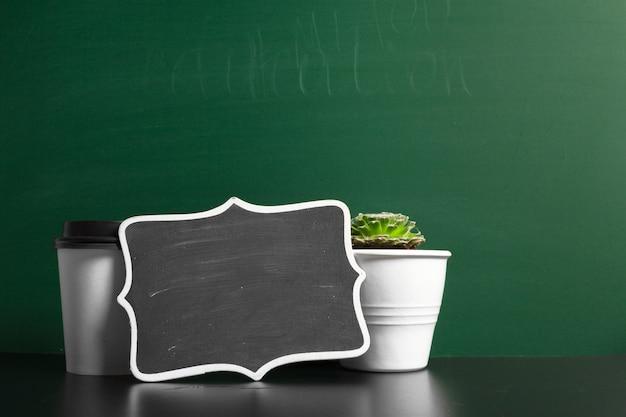 Design zeichen symbol geschenk pflanze kaktus