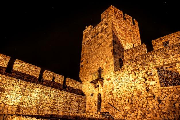 Despot stefan tower in der belgrader festung