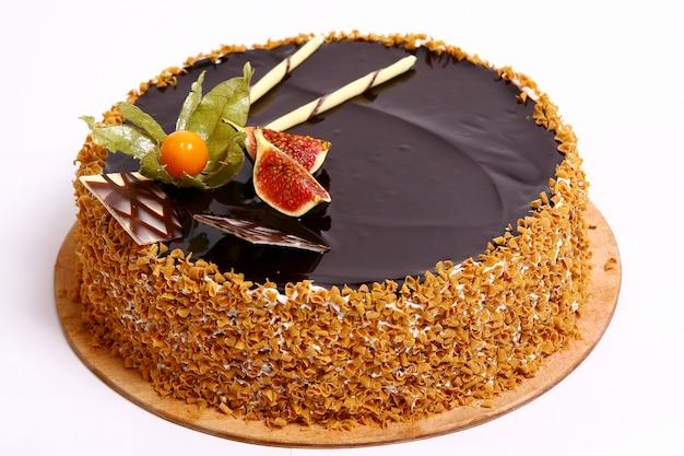 Dessert obstkuchen