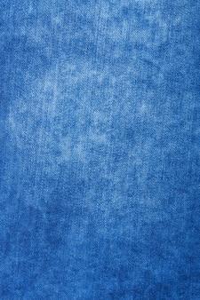 Detail der blue jeans