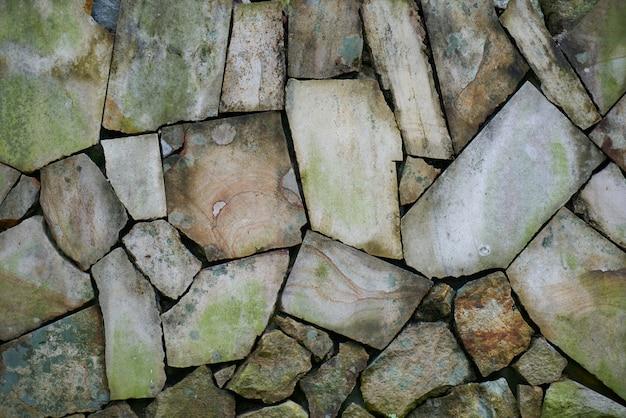 Detail felswand stein textur