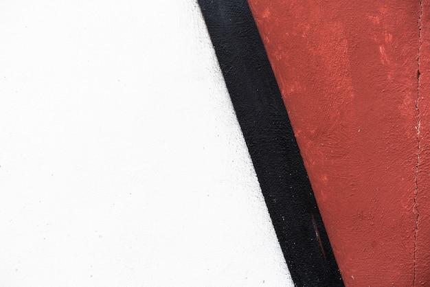 Detail von graffiti in einer wand. textureffekt