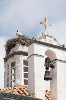 Details der kirche von pe da cruz