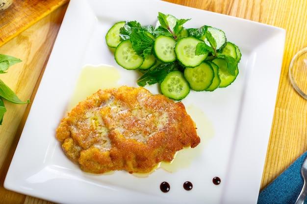 Deutsches schnitzel