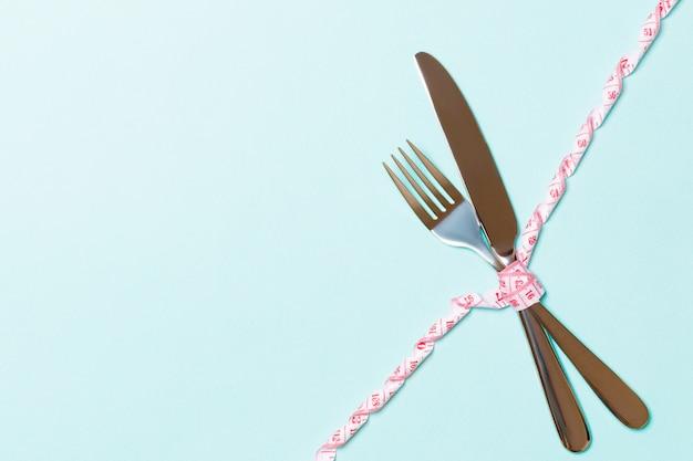 Diät und gesundes essenkonzept