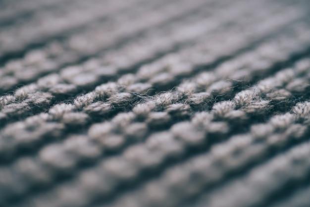 Diagonale linien einer gewebten struktur