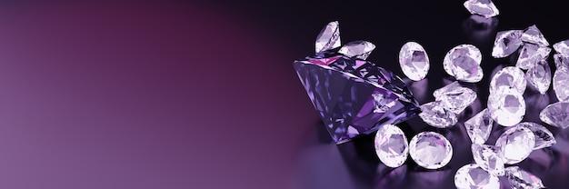 Diamant klassischer schliff