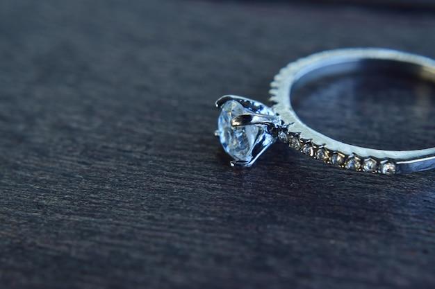 Diamantring, luxus-ehering