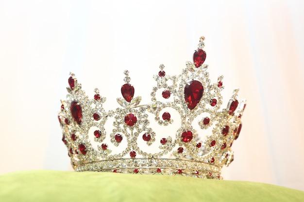 Diamond silver crown miss pageant schönheitswettbewerb