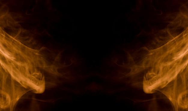 Dichter rauch hintergrund