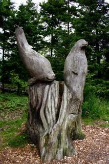 Dichtung statuen
