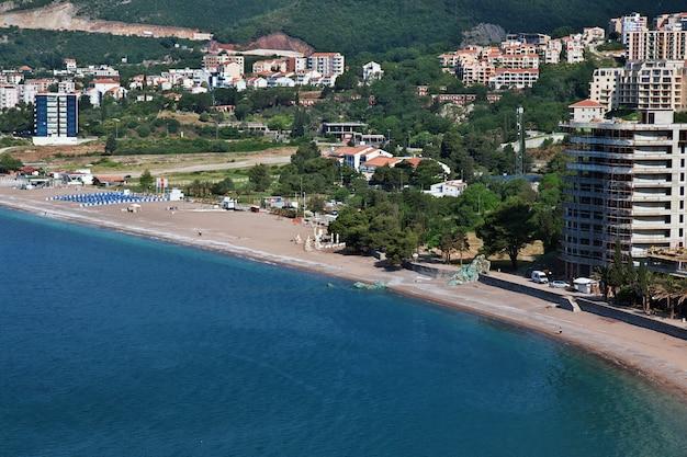 Die antike stadt budva, montenegro