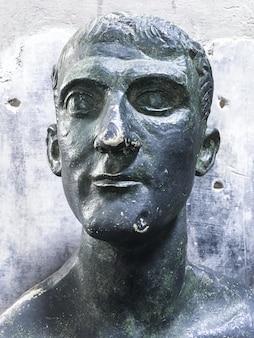 Die archäologische stätte von herculaneum